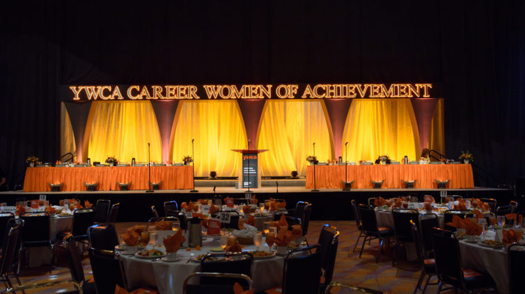 Career Women of Achievement Luncheon