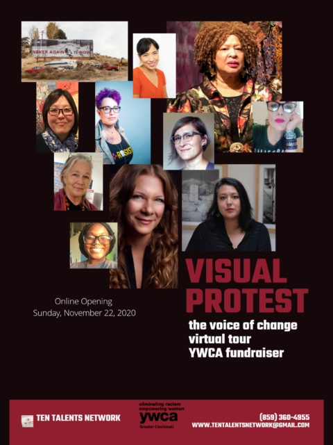 """VISUAL PROTEST : The Voice of Change"" Exhibition"