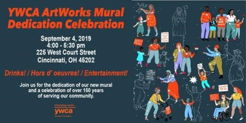 YWCA ArtWorks Mural Dedication