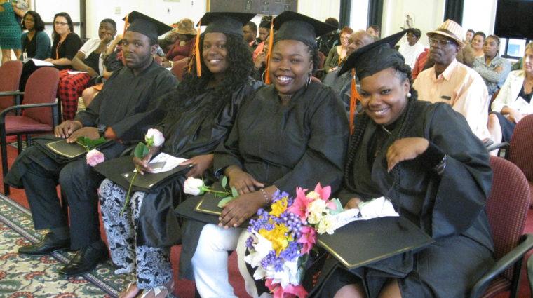 GED grads