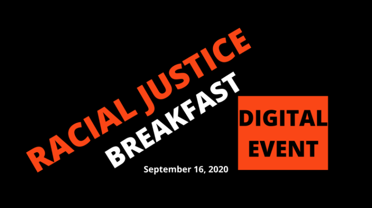 racial justice breakfast