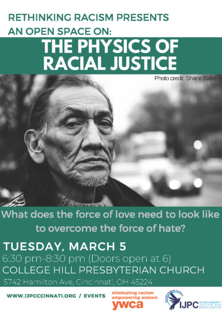 Rethinking Racism March event