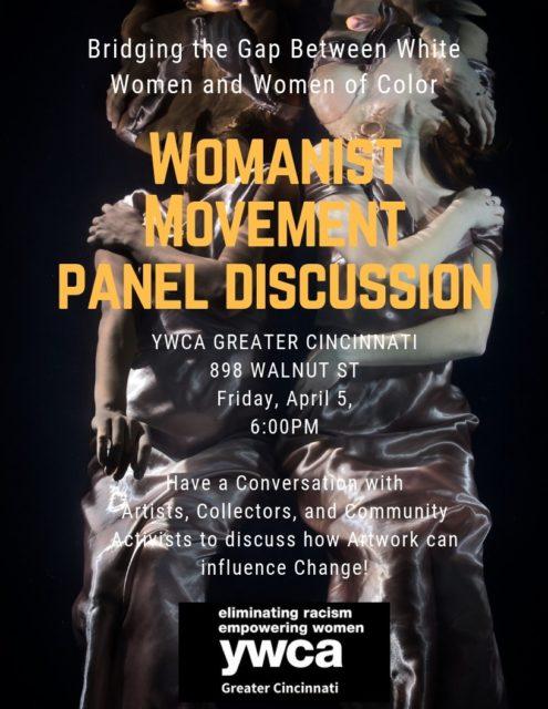 panel event flier